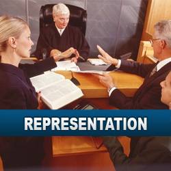 Death Penalty Issues - Representation