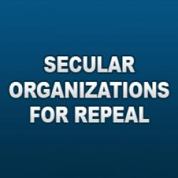 Secular Organizations for Repeal