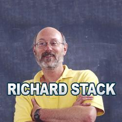 American University Professor and author Richard Stack